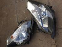 Renault Clio xenon headlights
