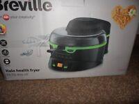 BREVILLE HALO HEALTH FRYER