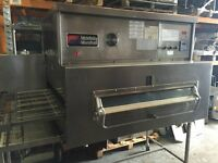 "MIDDLEBY MARSHALL PS360 GAS 32"" CONVEYOR PIZZA OVEN"