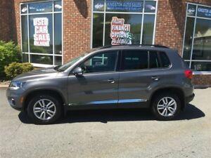2015 Volkswagen Tiguan Trendline AWD | $85/week, tax in, $0 down