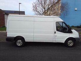 Ford Transit 56 reg LWB 70,000 miles no VAT