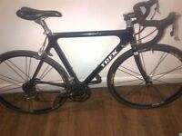 full carbon trek racing bike bought for £950... selling due to upgrade...