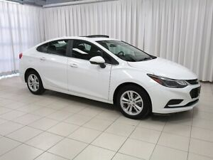 2018 Chevrolet Cruze QUICK BEFORE IT'S GONE!!! LT TURBO SEDAN w/