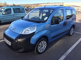 2009 CITROEN NEMO MULTISPACE 1.4 HDI / MOT / PX WELCOME / £30 TAX / FINANCE AVAILABLE / WE DELIVER