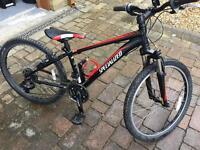 Boys specialized bike.