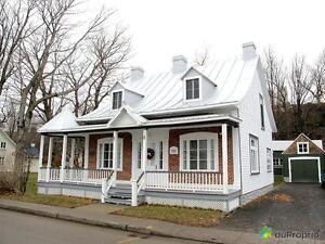 385 000$ - Maison 2 étages à vendre à Ile d'Orléans St-Jean Québec City Québec image 1