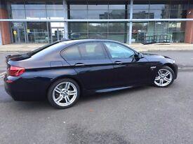 BMW 530D M-Sport Pristine Condition with Warranty