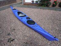 Sea Kayak Capella 166. SALE NOW PENDING.