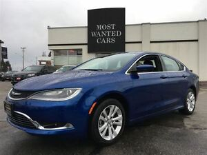 2016 Chrysler 200 Limited   BLUETOOTH   NO ACCIDENTS Kitchener / Waterloo Kitchener Area image 2