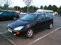 Urgent! Ford Focus 1.8 for sale, excellent condition, low mileage