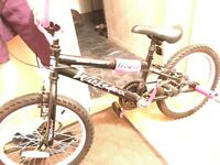 "Girls 16"" bmx bike"