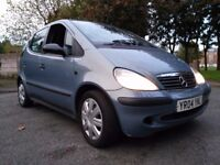 Bargain runabout Mercedes Benz 1.4 MPV ,Service history ,Hpi clear,Cheap petrol,Insurance,Tax