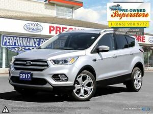 2017 Ford Escape Titanium>>>CAP UNIT LOADED<<<