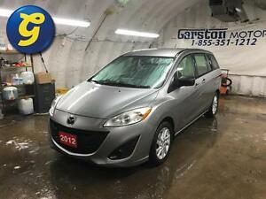 2012 Mazda Mazda5 GS*AUTOMATIC*BLUETOOTH*AUTO CLIMATE*REAR CLIMA