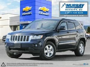 2013 Jeep Grand Cherokee Laredo**4X4, Sirius Sat. Radio, CD, Cru