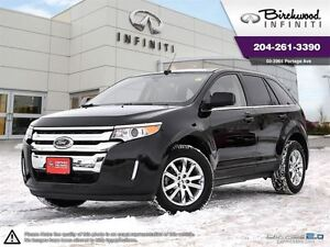2011 Ford Edge LIMITED AWD/V6/LEATHER/LOCAL VEHICLE