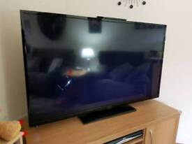 "51"" Hitachi LED Tv, Spares"