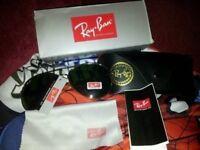 Ray Ban aviator sunglasses brand new