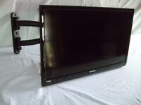 BUSH 20INCH HD READY LED TV WITH DVD PLAYER