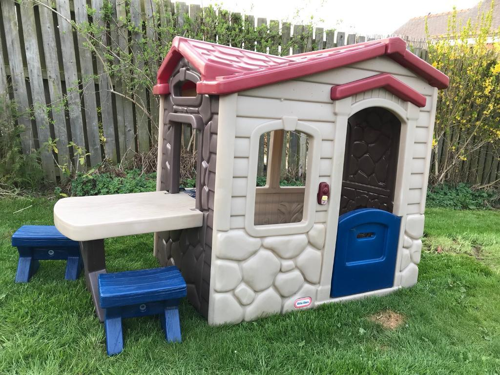 little tikes picnic on the patio playhouse - Little Tikes Picnic On The Patio Playhouse