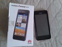 mobile phoun HUAWEI g510..very good cond.