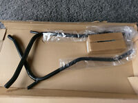 Pendle 4 bike rack Double cab Hilux, Ranger, L200, Land Rover Defender Disco towball fitting BNIB