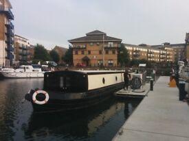 2009 Elton Moss 60' x 11' Widebeam Houseboat