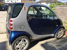 Smart car breaking for part