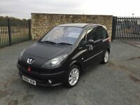 2006 56 PEUGEOT 1007 SPORT 1.4 *SEMI AUTOMATIC* - LOW MILEAGE - *MAY 2018 M.O.T* - CLEAN EXAMPLE!
