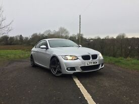 BMW 320I M SPORT COUPE( not Audi ford vauxhall vw Honda seat skoda)