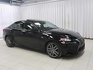 2016 Lexus IS 300 FSPORT AWD SEDAN