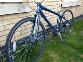 """26"""" Beautiful women's road/hybrid bicycle, in excellent conditions"""