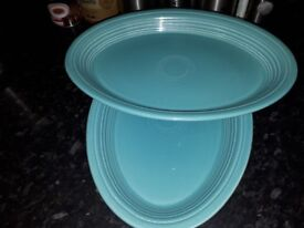 4 x Deep - Big oval serving dishes