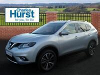 Nissan X-Trail DCI TEKNA XTRONIC (silver) 2016-06-01