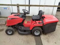 Ride on lawnmower Mountfield 1430 ex condition