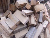 bags of firewood