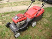 mountfield sp470 self propelled petrol lawnmower lawn mower