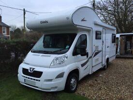 Elddis Autoquest 180 6 berth rear lounge coachbuilt motorhome for sale