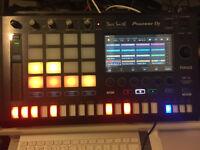 Pioneer DJ Toraiz SP-16 Sampler + Decksaver