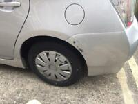 Car body repair service