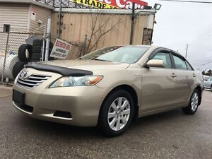 2007 Toyota Camry Hybrid NO ACCIDENT LEATHER SUN ROOF HYBRID