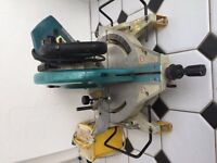 Makita LS1214L Slide Compound Mitre Saw