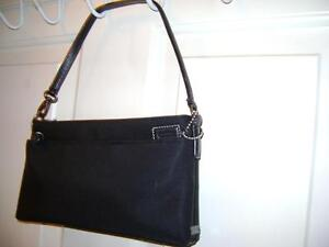 Small Coach Bags / Wristlets, Key Chains -- Authentic
