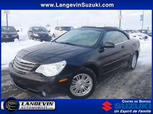 2009 Chrysler Sebring TOURING/CONVERTIBLE/V6