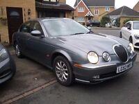 Jaguar S Type 3.0L S.E.Auto