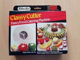 """Fancy Food Catering Machine - """"Classy Cutter"""""""