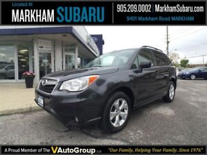 2014 Subaru Forester 2.5i Convenience - SOLD!!!