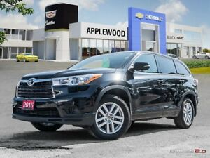 2016 Toyota Highlander LE AWD, 8 PASSENGER SEATING, REAR CAME...