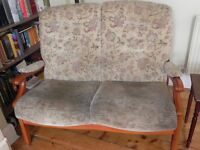 Cintique Two Seater Sofa