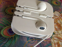 Job Lot 50x Generic EarPods, Headphones, Earphones Compatible Apple iPhone, iPod, iPad